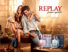 Replay Jeans Spirit!