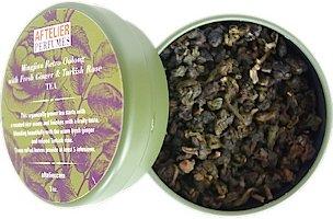 Aftelier Rose Ginger Oolong tea