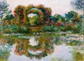 Monet Flowering Arches Giverny 1913 wiki