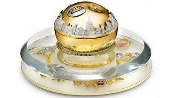DKNY Golden Delicious Million Dollar bottle