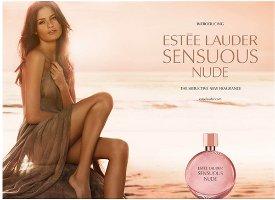 Estee Lauder Sensuous Nude advert
