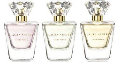 Laura Ashley Pink Petals, Green Meadow & Floral Heart