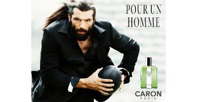 Caron Pour un Homme advert