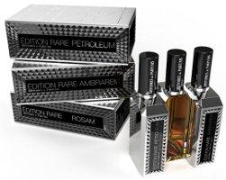 Histoires de Parfums Petroleum, Ambrarem & Rosam