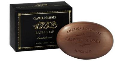 Caswell Massey 1752 sandalwood soap