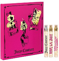 Juicy Couture Travel Spray Gift Set