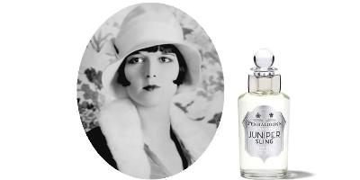 Louise Brooks, Penhaligon's Juniper Sling