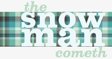 Smell Bent The Snowman Cometh logo