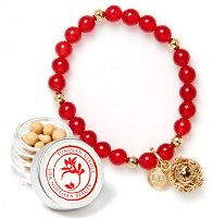 Lisa Hoffman scented bracelet