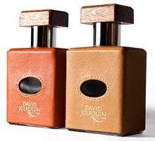 David Jourquin Cuir Mandarine & Cuir Tabac
