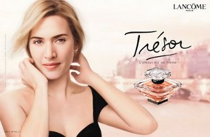 Kate Winslet for Lancome Tresor