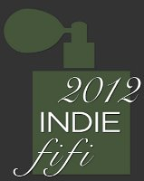 Indie Fifi Awards 2012 logo