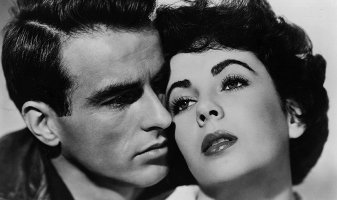 Elizabeth Taylor & Montgomery Clift, Place in the Sun