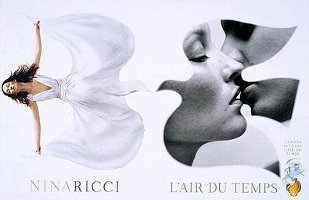 Nina Ricci L'Air du Temps advert