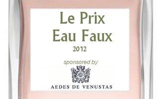 2012 Prix Eau Faux