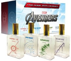 Marvel Comics, the Avengers fragrances