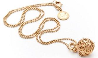 Lisa Hoffman perfume necklaces
