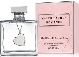Ralph Lauren Romance The Heart Necklace Edition