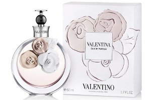 Valentino Valentina, packaging
