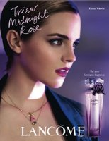 Lancome Midnight Rose ad