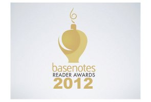 Basenotes Readers Awards 2012 logo