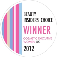 CEW UK Beauty Awards logo