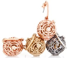 Lisa Hoffman, scented earrings