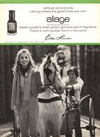 Aliage advert, horseback riding