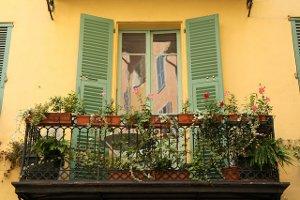 balcony, Nice