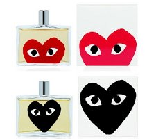 Comme des Garcons Red Play & Black Play