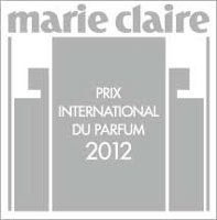 Marie Claire International Fragrance Awards 2012