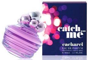 Cacharel Catch Me fragrance bottle