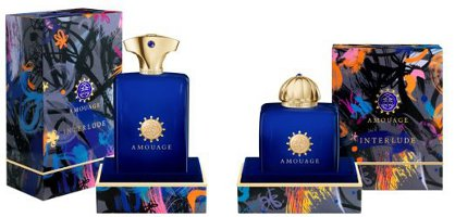 Amouage Interlude, fragrance packaging