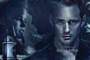Calvin Klein Encounter fragrance advert