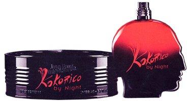 Jean Paul Gaultier Kokorico By Night fragrance packaging