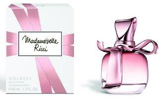 Nina Ricci Mademoiselle Ricci fragrance bottle