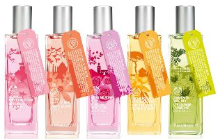 The Body Shop Scents of the World