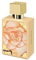 A Dozen Roses Amber Queen perfume bottle