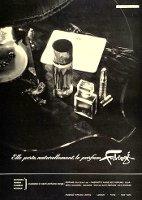 Faberge Aphrodisia 1950s advert