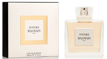 Ivoire de Balmain, new packaging 2012