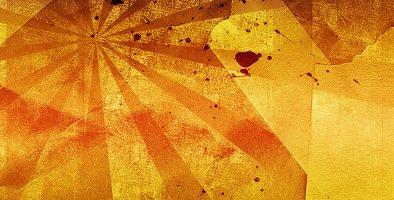amber-ish background