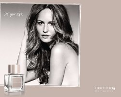 Comma fragrance