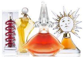 Parfums Salvador Dali Crystal Editions