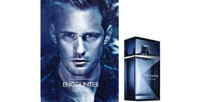Calvin Klein Encounter, ad + bottle