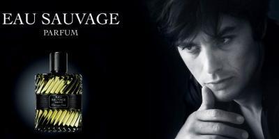 Dior Eau Sauvage Parfum advert