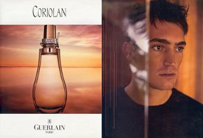 Guerlain Coriolan advert