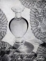 Rochas Mousseline perfume advert