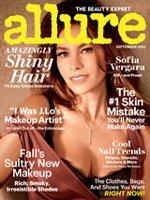 Allure mag, Sept 2012, Sofia Vergara