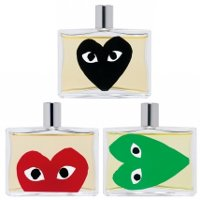 Comme des Garcons Play Red, Black & Green