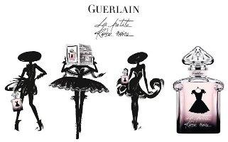 Guerlain La Petite Robe Noire 2012 advert